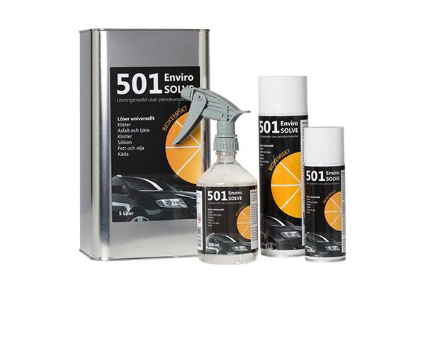 501 Enviro Solve - industrirengöring